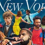 New York Magazine cover hand painted by Colossal Media